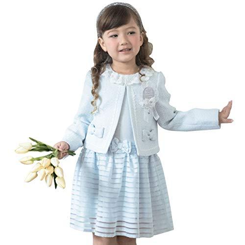 (キャサリンコテージ) Catherine Cottage 子供服 子供フォーマル 女の子スーツ ワンピース 入園式卒園式 入...