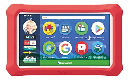 Clementoni-16620-Il Mio Primo Clempad 9 Plus - Tablet Infantil [versión 2019], Multicolor, 16620