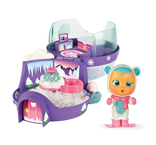 Cry Babies Magic Tears Kristal's Igloo Playset $10 + Free Shipping w/ Amazon Prime or Orders $25+