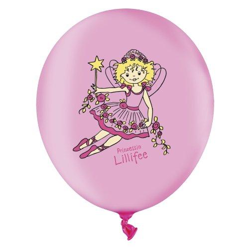 Die Spiegelburg 21417 Luftballons Prinzessin Lillifee (8 Stck.)