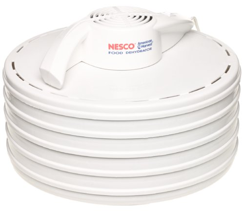 Fantastic Prices! Nesco American Harvest 5-Tray FD-35 425-Watt Snackmaster Dehydrator