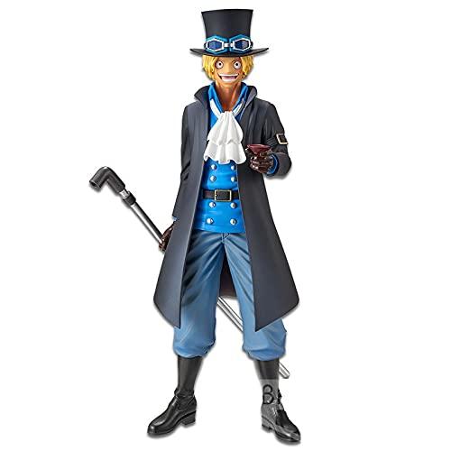 Banpresto Figura de Acción One Piece Magazine Vol. 3 Portgas D Ace Special Episode Luff