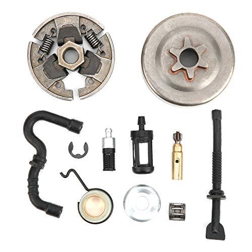 Piezas de motosierra, tambor de embrague, piezas de repuesto de cojinetes de agujas 210230250 para ramas de bosques forestales STIHL MS170 180