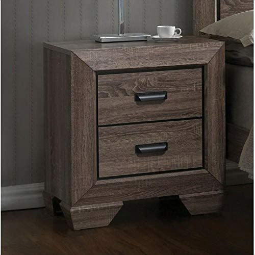 Gianna 2 Outstanding Nightstand Max 43% OFF Drawer