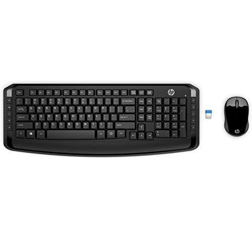 Teclado HP 300, teclado y ratón inalámbricos