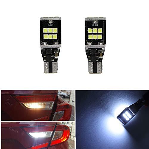 915 916 917 918 920 921 T15 Reversing Light Bulbs Backup Light with 15pcs 3030 SMD LED Brake Tail Lights DRL Daytime Running Light Bulbs