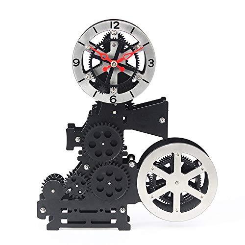 ETH Creatieve Gear Klok Projector Decoratie Retro Klok Cadeau Levering Movie Machine Gear Klok Halloween carnaval