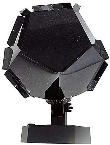 Fayeille Bricolaje Noche Luz Bebé Estrella Proyector,Constelación Lámpara,Universo Giratorio Relajante Luz Ambiente