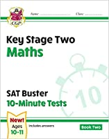 New KS2 Maths SAT Buster 10-Minute Tests - Book 2