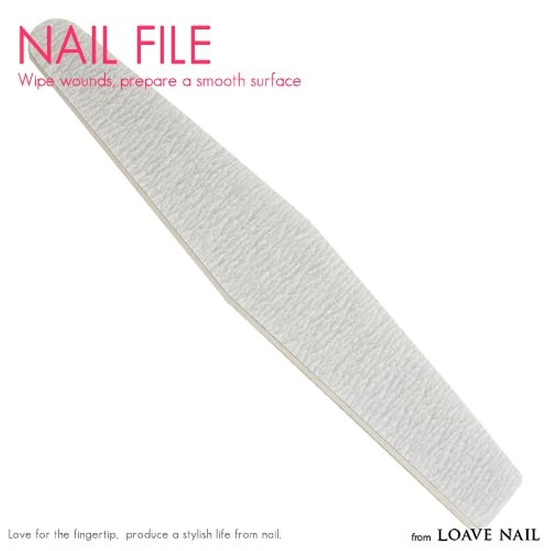 一般化する放棄ピューネイルファイル 100/180 ジェルネイル ネイル用品