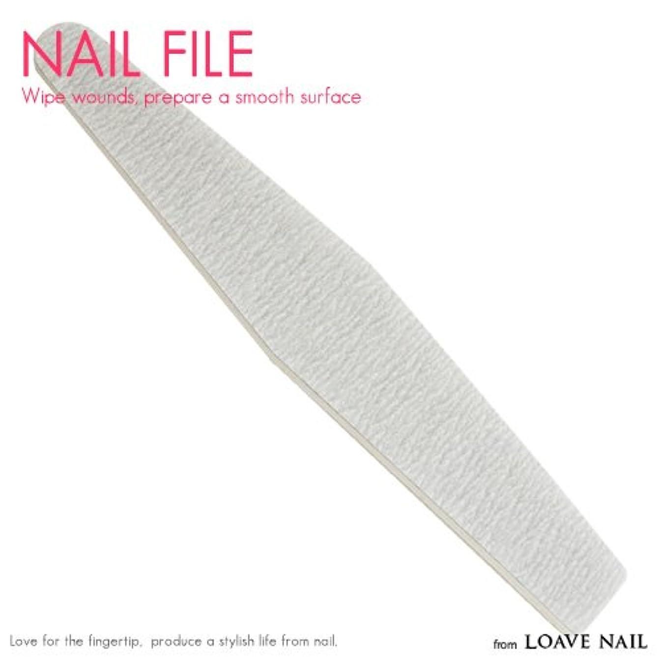 リース閉塞ネイルファイル 180/240 ジェルネイル ネイル用品
