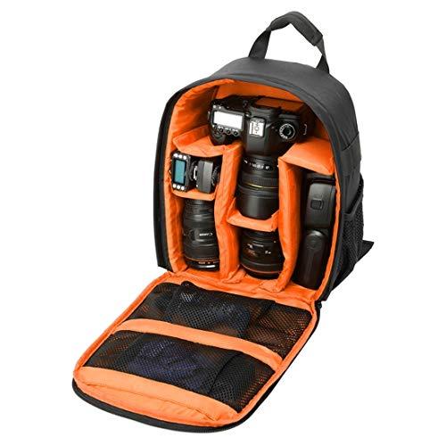 GBHGBH accesorios para cámaras bolsa para cámara DL-B027 portátil impermeable a prueba de arañazos deportes al aire libre mochila SLR bolso de la cámara bolsa de teléfono for GoPro, SJCAM, Nikon, Cano
