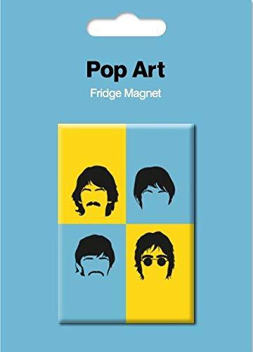 Mijn wereld: Magneet - Pop Art (De Beatles)