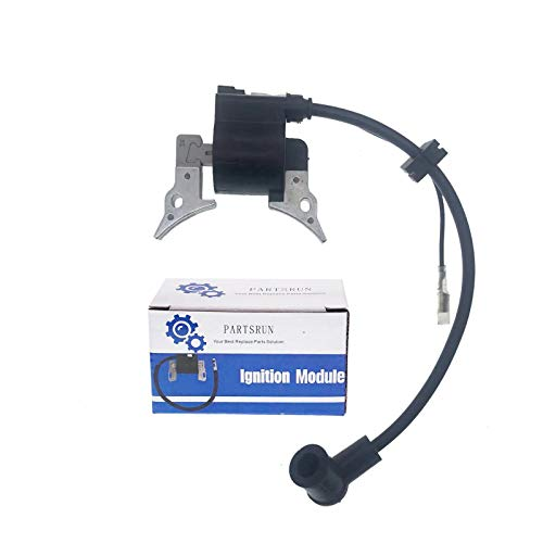 PARTSRUN Ignition Coil Replaces Tanaka Chinese Brush Cutter Mower SUM328 BG328 TBC328 TBC355 1E36F TIA-340 340 355 Gasoline Engine Grass Trimmer ZF760-1