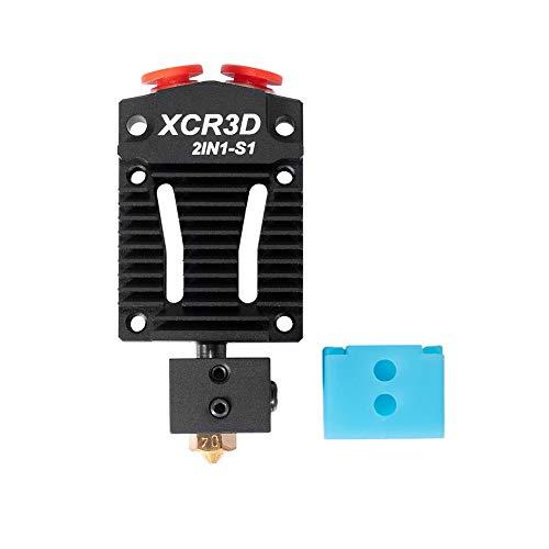 Sovol - Impresora 3D 2 en 1 (doble extrusión, impresión a color, 1,75 mm, extremo caliente, para impresora 3D)