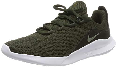Nike Viale, Zapatillas De Running Para Hombre, Verde (Sequoia/Olive Flak/Black 300), 48.5 Eu