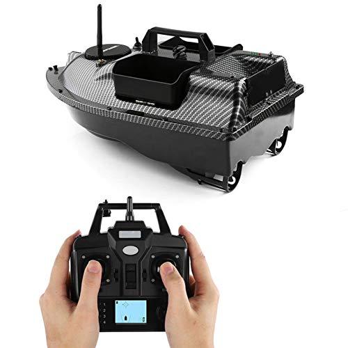 GPS Smart Fishing Boat - Fish Finder Remote Control RC Bait Boat 500M 2KG Load,Carbon Fiber