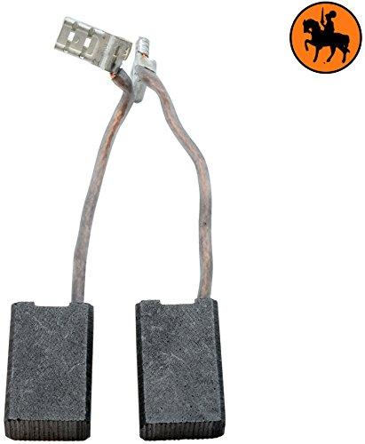 Kohlebürsten für AEG WSL230 Schleifer -- 6,3x12,5x20mm -- 2.4x4.7x7.9''
