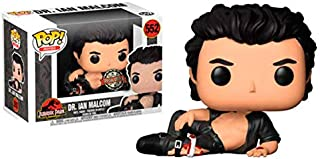 wounded ian malcolm funko