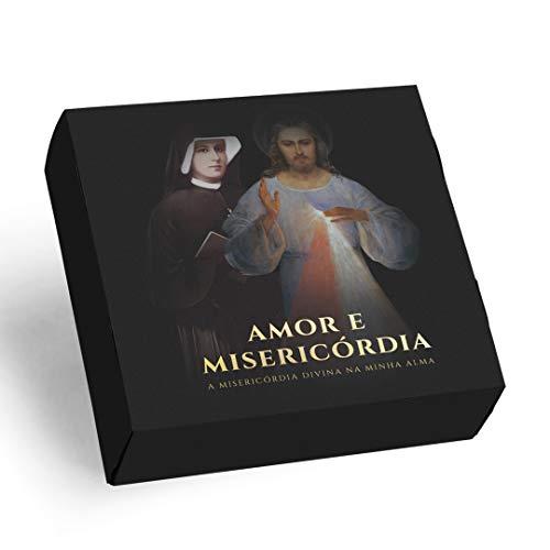 Box Diário de Santa Faustina Encadernado - Edição Limitada