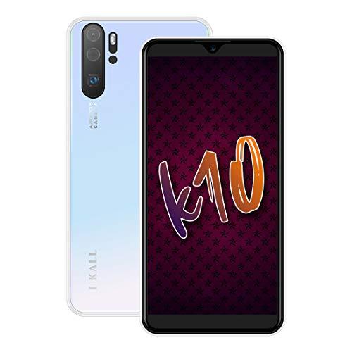 IKall K10 (6 Inch IPS Display, 4GB, 32GB) (Sky White)
