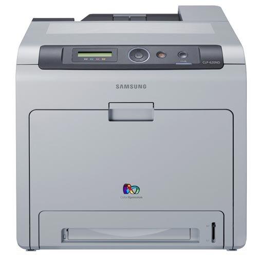 Samsung Color Laser Printer (CLP-620ND)