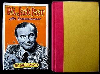 P.S. Jack Paar