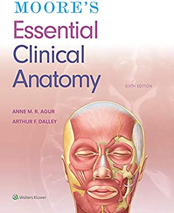 Moore's Essential Clinical Anatomy (English Edition)
