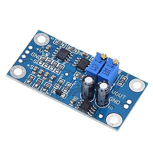Auoeer AD620 Microvolt MV Amplificador de Voltaje Instrumentación de instrumentación Tablero DC3-12V