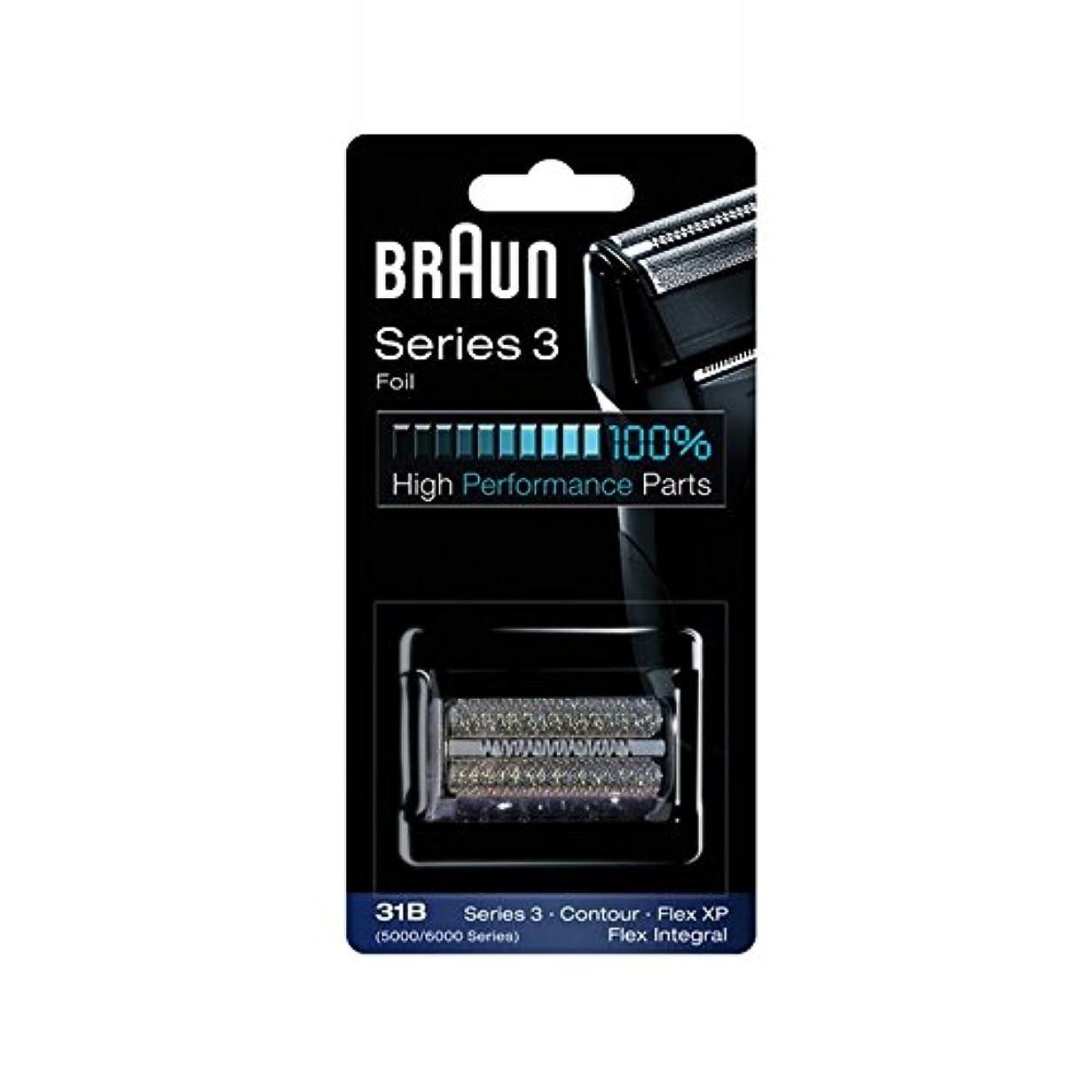 パブ適応レジデンス[Only Foil] Braun 31B それが唯一のシェーバー箔を含む箔(含まれないものカッター) [並行輸入品]