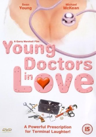Young Doctors in Love [Reino Unido] [DVD]