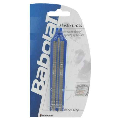 Babolat Elastocross Accesorio Raqueta de Tenis, Unisex Adulto, Beige, Talla Única