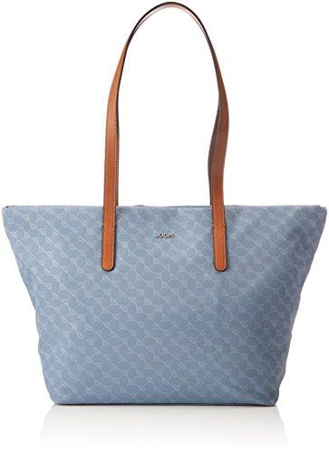 Joop! Damen Nylon Cornflower Helena Shopper Lhz Henkeltasche, Blau (Light Blue), 15x30x49 cm