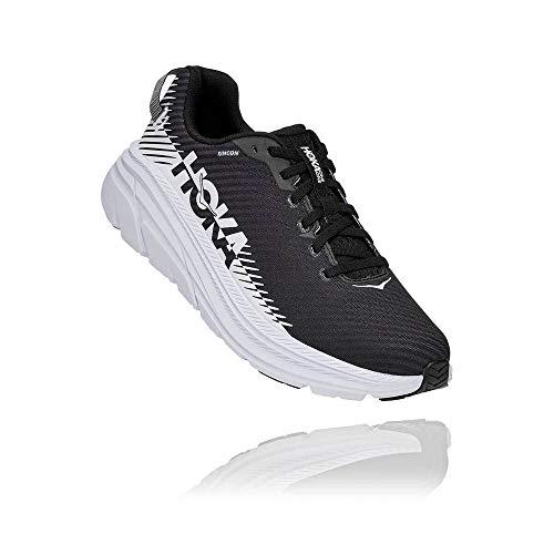 Zapatillas HOKA Rincon 2 1110514 Negro/Blanco para Hombre EU44