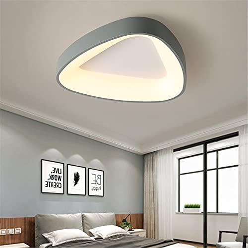 YUNLONG Plafon Led Techo Regulable Cuadrado Cocina Plafon Dormitorio Led 24W Habitación...