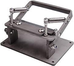 XiaoG Handboek Dunner Skiving Machine Hand Lederen Schraper Leathercraft Shovel Tool (Color : Metalen)