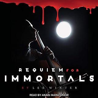 Requiem for Immortals cover art