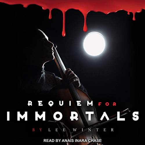 Couverture de Requiem for Immortals