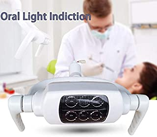 SoHome 6 LED Dental Oral Light Teeth Operating Ceiling Mount Exam Lamp For Unit Chair