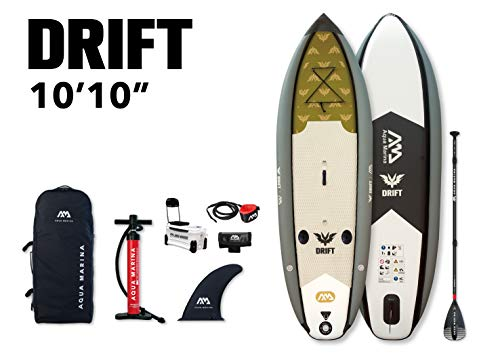 Aqua Marina Drift Fishing and Stand up Paddle Board Full Package 2019 Model from Cambridge Kayaks