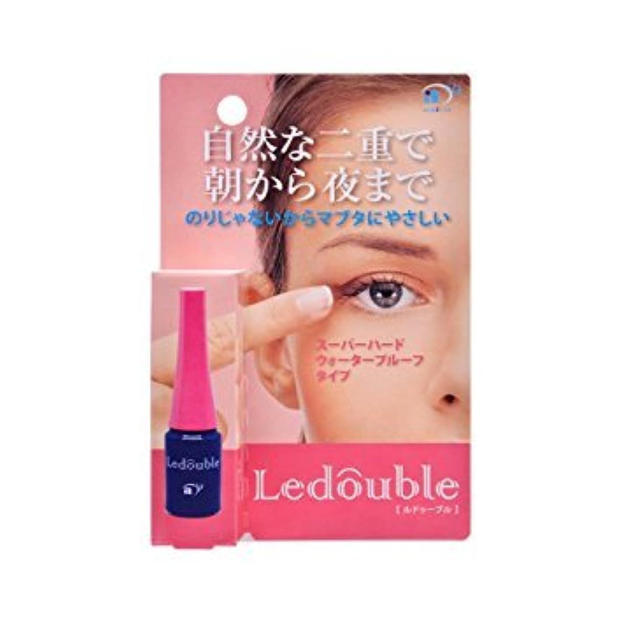 官僚二平方Ledouble [ルドゥーブル] 二重まぶた化粧品 (2mL) 2個セット [並行輸入品]