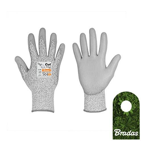 Schnittschutzhandschuhe Größe 11 Cut Cover 3 Schnittfeste Handschuh Arbeitshandschuhe Bradas 8175