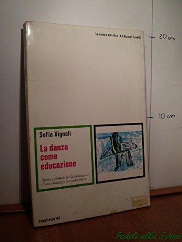 La danza come educazione: Analisi e proposte per la formazione di una pedagogia antiautoritaria