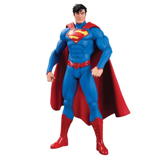 dc comics- Justice League New 52 Superman Figurine, OCT120316, Divers, 17 cm