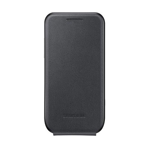 Samsung EC-C1A1 Display-Flappe mit Akku-Abdeckung für Samsung S5250 (Wave 525) schwarz