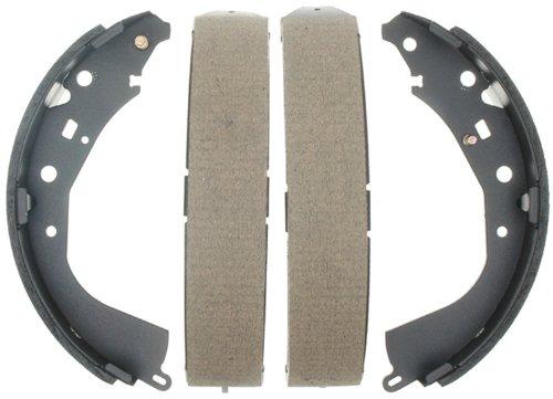 ACDelco 17764B Professional Bonded Rear Drum Brake Shoe Set