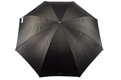 Versace Designer Schirm Stockschirm Umbrella Ombrello Paraguas Parapluie