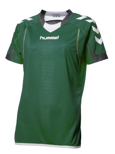 Hummel Damen Trikot Team Spirit Poly Jersey, grün, XL, 03-467-6140_6140