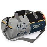 SFANE Polyester Blue Duffle/Gym Bag/Shoulder Bag for Men &...