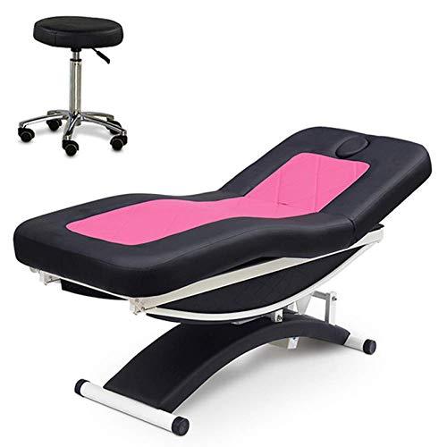 YJF-MRY Elektrischer Massagetisch Massagebett Elektrischer Spa-Behandlungstisch Gesichtsbett Ästhetischer Tisch Beauty Chair Tattoo Stuhl Mit Fernbedienung